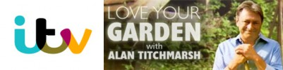 ITV's Love Your Garden Logo