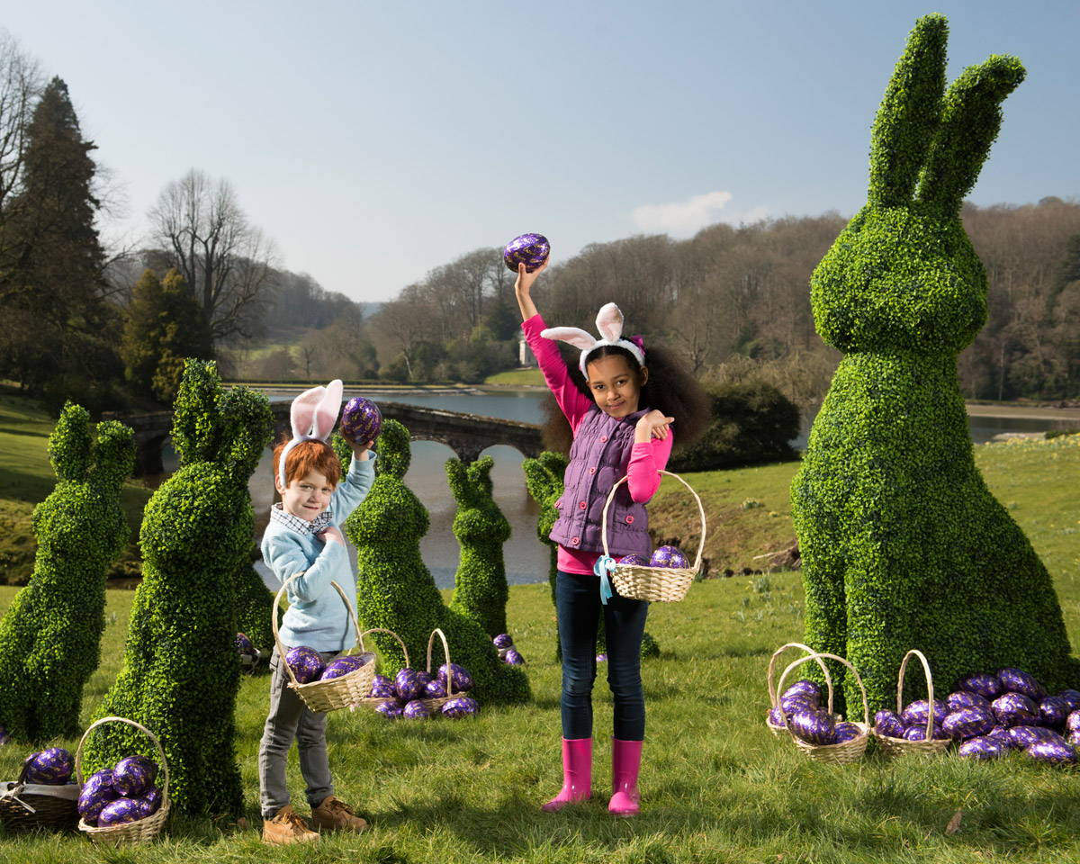 An Easter Eggstravaganza with Agrumi at the National Trust ...