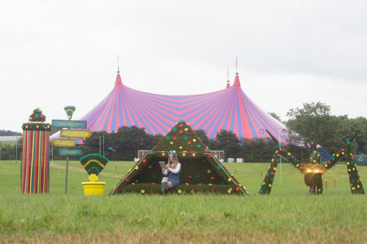 Glastonbury Topiary