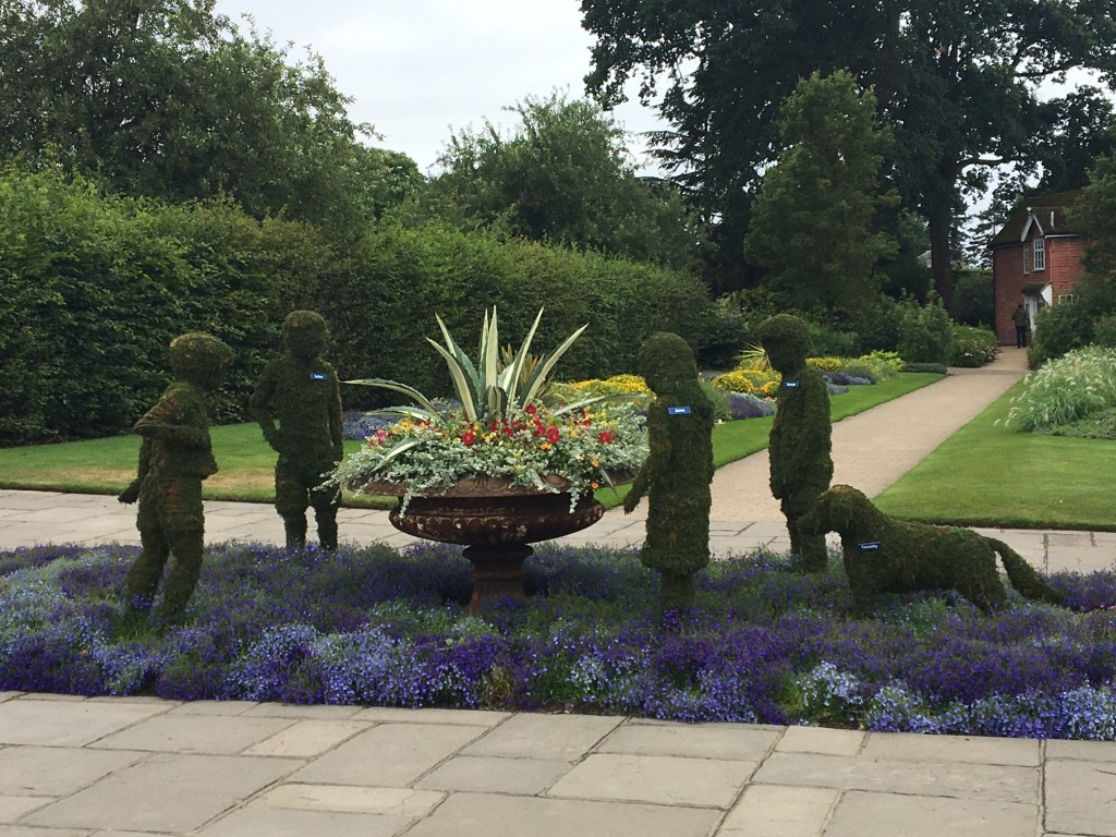 Famous Five RHS Wisley