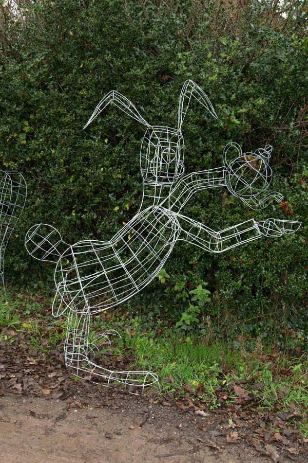 Topiary Frames - Agrumi Bespoke Topiary
