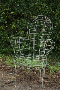 chair-wireframe